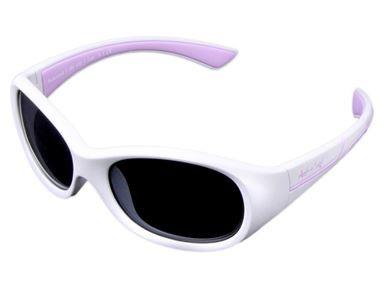 Activesol Sonnenbrille - Kids @school sports weiß/pink 100% UV Schutz 101713