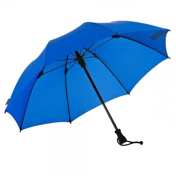 Euroschirm Birdiepal Outdoor - Der stabilste Trekkingschirm der Welt - Regenschirm für extreme Belastungen -  Königsblau W208