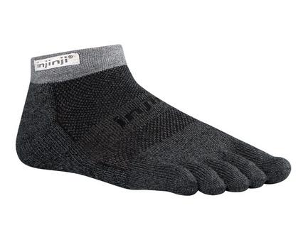 Injinji Zehensocken Performance 2.0 Trail Micro - 600/Socke-Trail-Micro-Granite