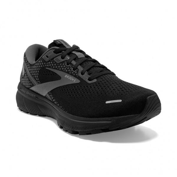 Brooks Ghost 14 D-Weite (breit) Damen Laufschuh Neutral - 120356 1D 020 Farbe Black/Black/Ebony