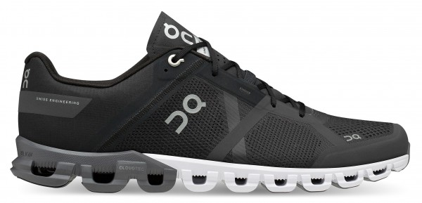 On Cloudflow Herren Laufschuh Neutral - 25.99781 Black | Asphalt