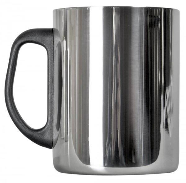 Relags Edelstahl Thermobecher Silber - 0,3 Liter