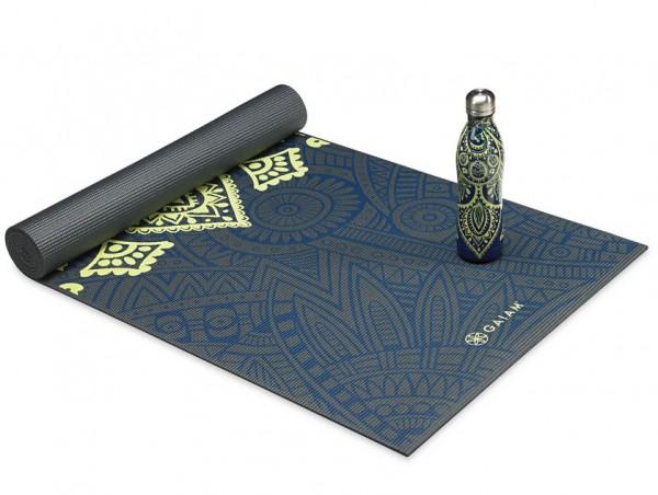 Gaiam Yoga Kit Keep Your Cool Yoga Kit 4 mm
