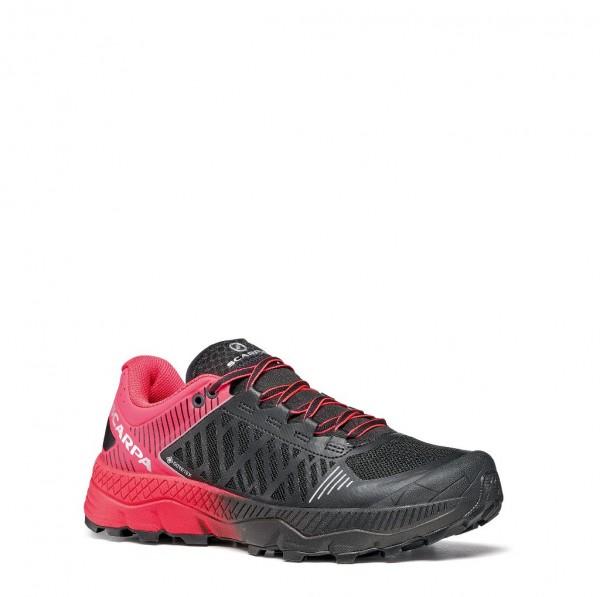 Scarpa Spin Ultra GTX Damen Laufschuh Trail - 33072G-L-0925 - Farbe Brigth Rose Fluo/Black
