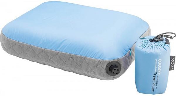 Cocoon Travel Pillow Kopfkissen 28 x 38 cm - Blau