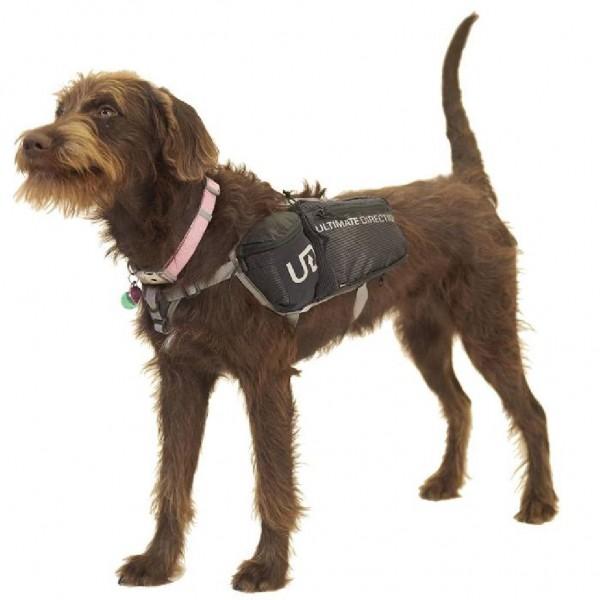 Ultimate Direction Dog Vest, Hunderucksack - Black 80469820