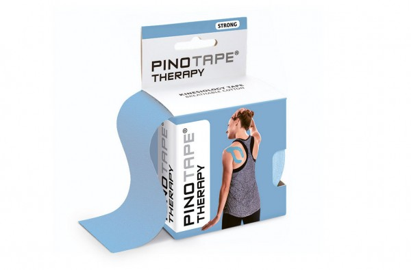 Pinotape Therapy Ice Blue - Baumwolle 5 cm x 5 m - 45144