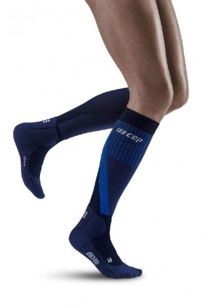 CEP Cold Weather Socks Damen - wärmende Kompressionssocken - WP20U