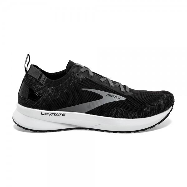 Brooks Levitate 4 Damen Laufschuh Neutral - 120335 1B 012 Black/Blackened Pearl/White