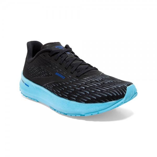 Brooks Hyperion Tempo Herren Laufschuh Wettkampf - 110339 1D 082 Black/Iced Aqua/Blue