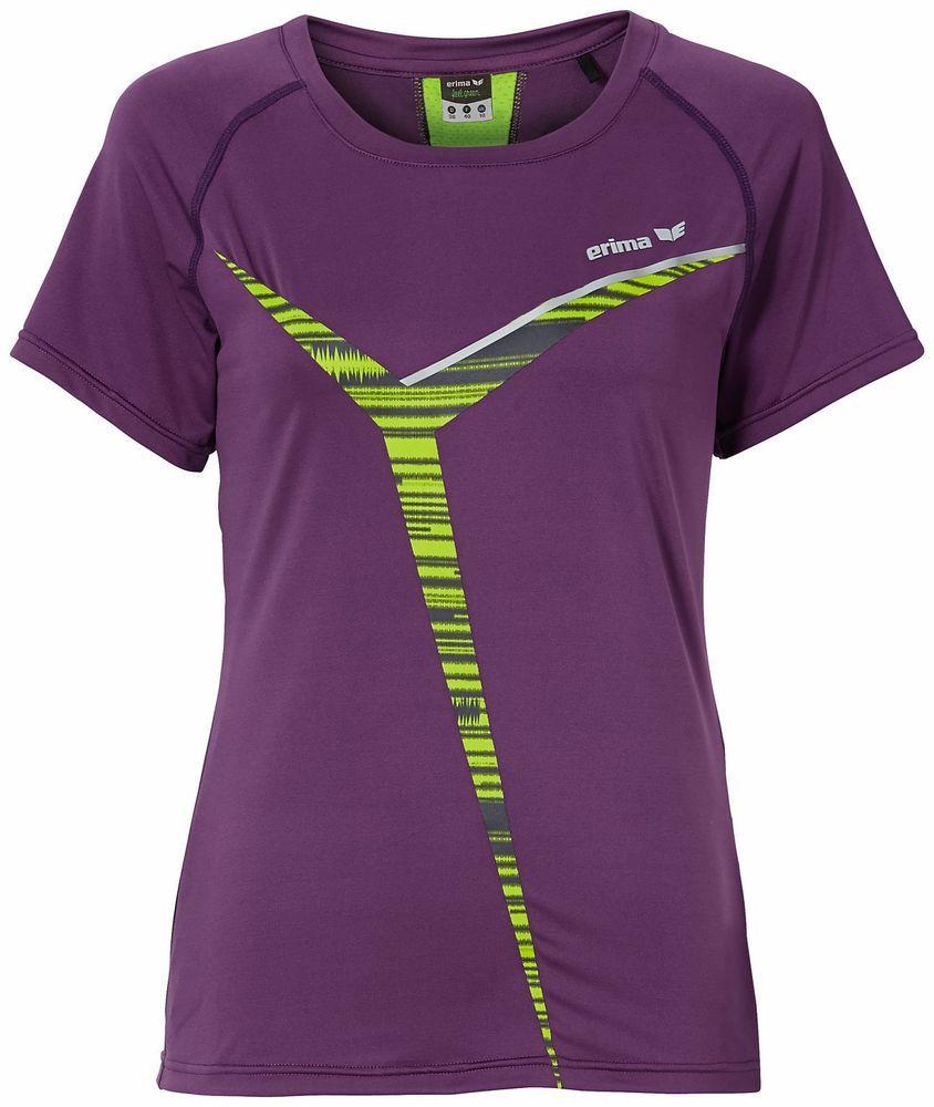 Erima Women Green Concept Running T-Shirt - 808520