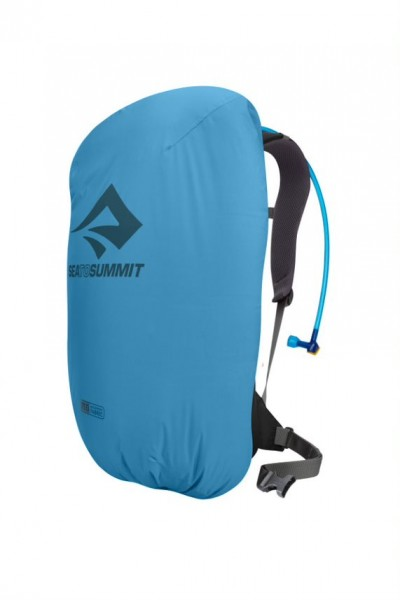 Sea to Summit Nylon Pack Cover 70D - Regenschutz für Rucksäcke blau