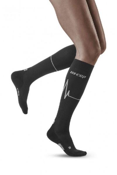 CEP Heartbeat Socks Damen, lange Kompressionssocke - WP20