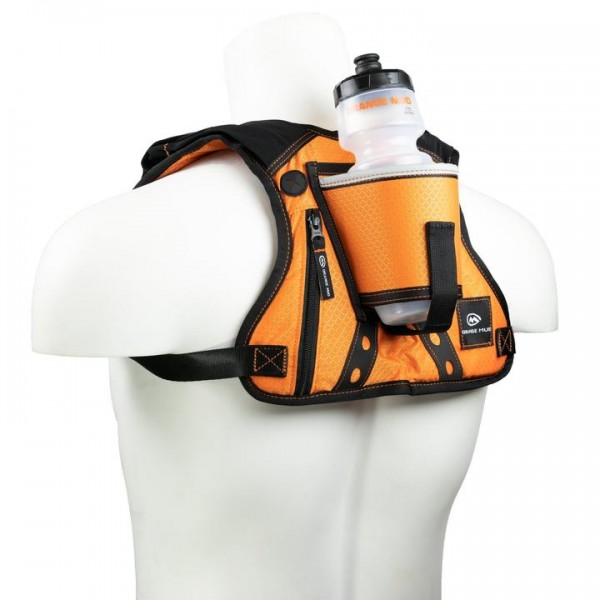 Orange Mud Hydra Quiver Hydration Pack - Orange