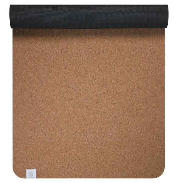Gaiam Yoga Matte Mat Cork 5 mm