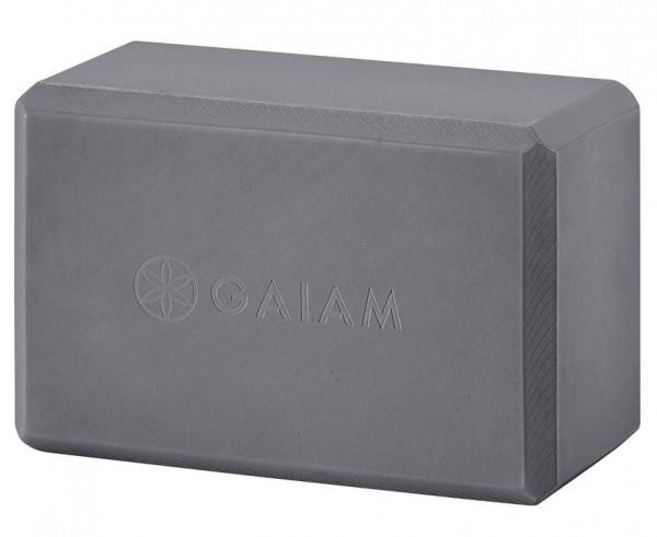 Gaiam Yoga Block Grey - 61350