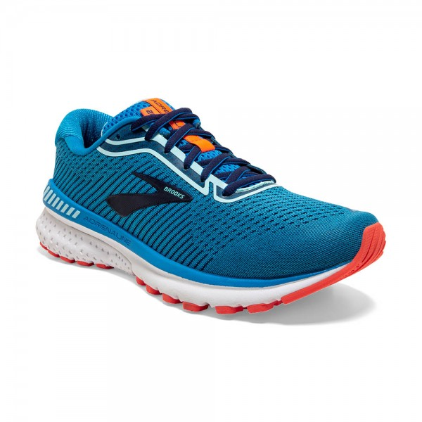 Brooks Adrenaline GTS 20 2A-Weite (schmal) Damen Laufschuh Stabilität - 120296 2A 470