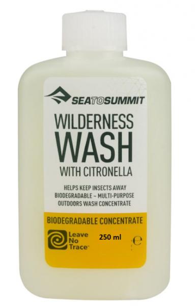 Sea To Summit Wilderness Wash Citronella - 250 ml