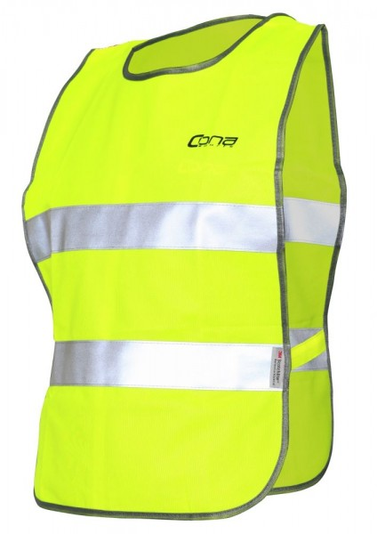 Cona Safer Run Vest Sport-Signalweste - KSY07