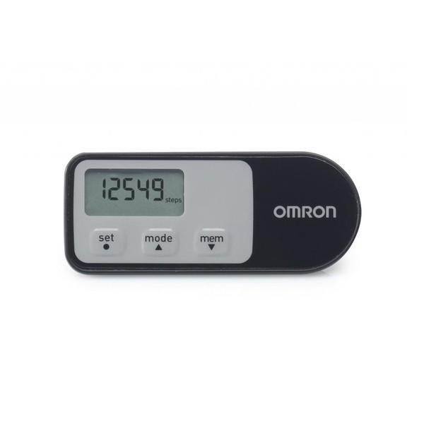 Omron Walking Style One 2.1 Schrittzähler HJ-321-E - Farbe Schwarz 36300005