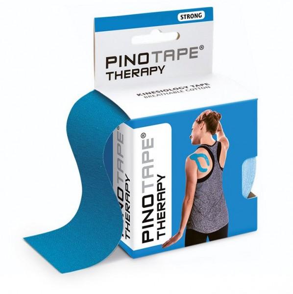 Pinotape Therapy Blau - Baumwolle 5cm x 5m - 45030
