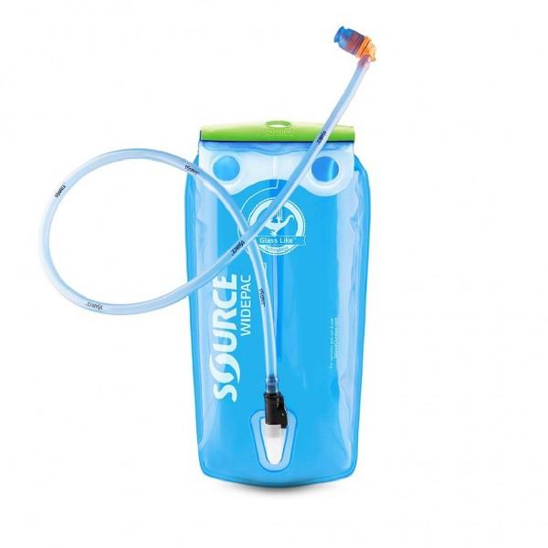 Source Widepack LP Low Profile Trinksystem - Trinkblase 3l - 2061880203 Blue