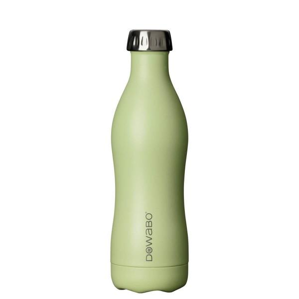 DOWABO Isolierflasche - Edelstahl Flasche - 500 ml Cocktail Collection Grasshopper - DO-05-coc-gra