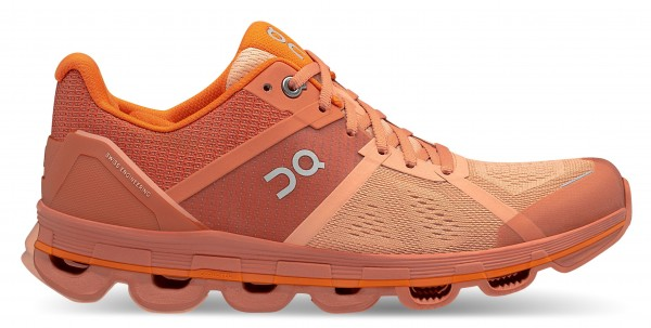 On Cloudace Damen Laufschuh Stabilität - 30.99765 Blush | Orange