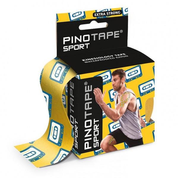 Pinotape Sport Tape 5cm x 5m Pino 45147 Kinseiologie Tape Neues Design