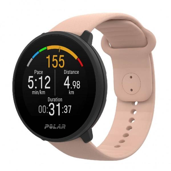 Polar Unite - Fitness Uhr mit optischer Pulsmessung - Farbe Blush 90084480