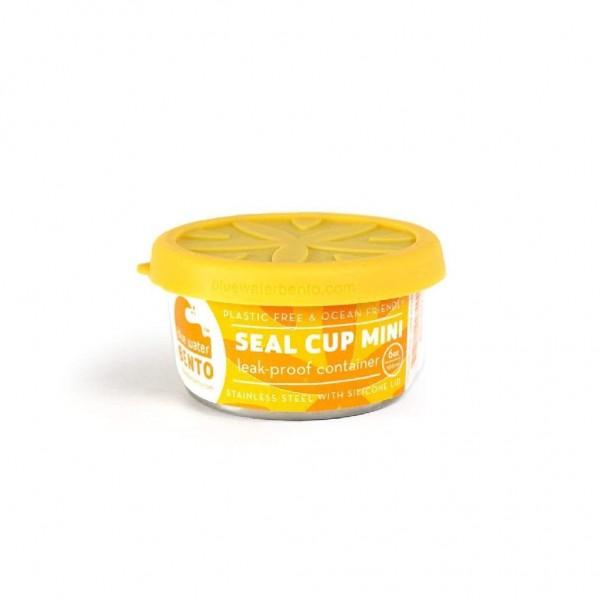 ECO Lunchbox Seal Cup - Edelstahldose mit Silikondeckel