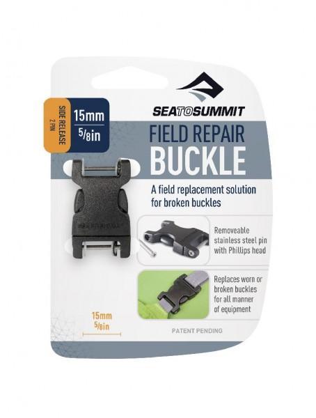 Sea to Summit Field Repair Buckle - 15mm Side Release 2 Pin Ersatzschnalle