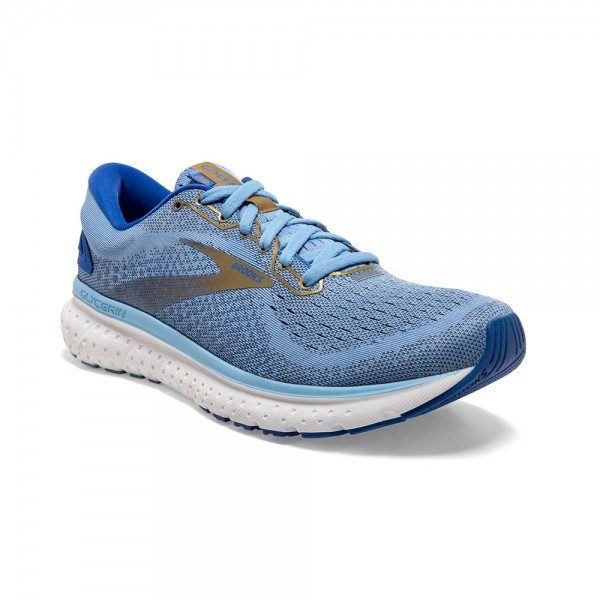 Brooks Glycerin 18 Damen Laufschuh Neutral 120317 1B 470 - Farbe Blau