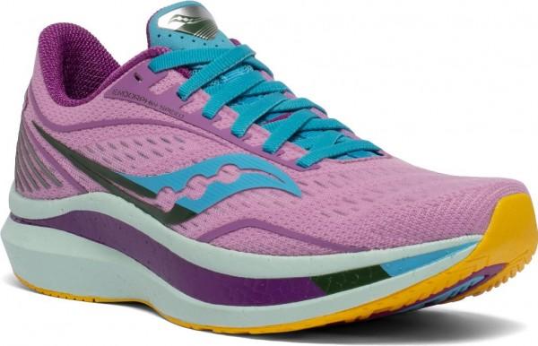 Saucony Endorphin Speed Damen Laufschuh Neutral S10597-26- Farbe Future Pink