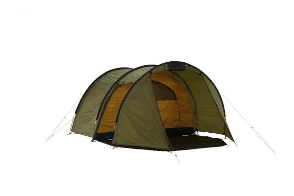 Grand Canyon Robson 4 Trekkingzelt, 4 Personen-Zelt, Capulet Olive - 330012