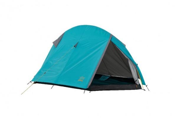 Grand Canyon Cardova 1 Trekkingzelt, 1-2 Personen-Zelt, Blue Grass - 330003