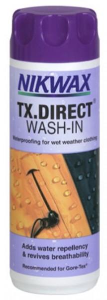Nikwax TX.Direct® Wash-In einwaschbare Imprägnierung 300 ml