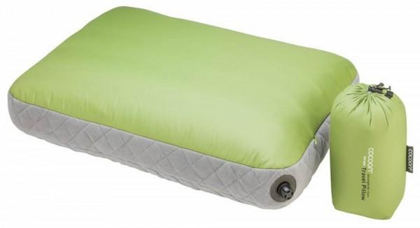 Cocoon Travel Pillow Kopfkissen 28 x 38 cm - Grün