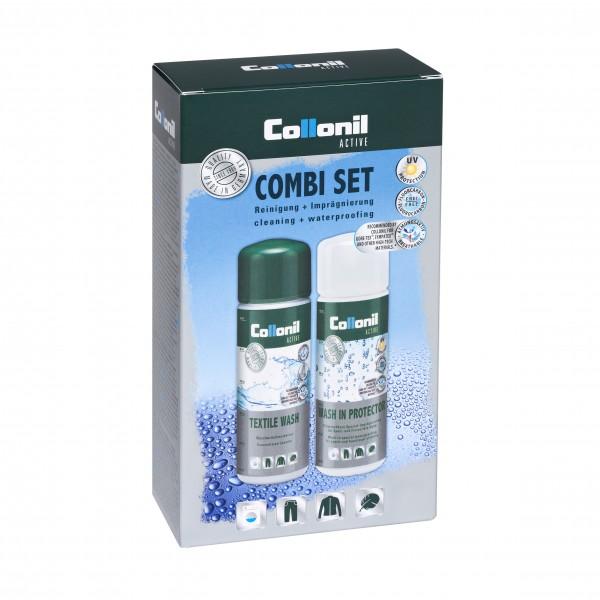 Collonil Active Combi Set Flüssigwaschmittel für Funktionsmaterialien 2 x 250ml