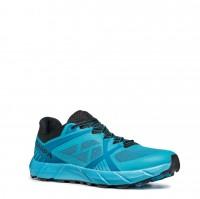 Scarpa Spin 2.0 Herren Laufschuh Trail - 33061-M-0600 - Farbe Azure Black