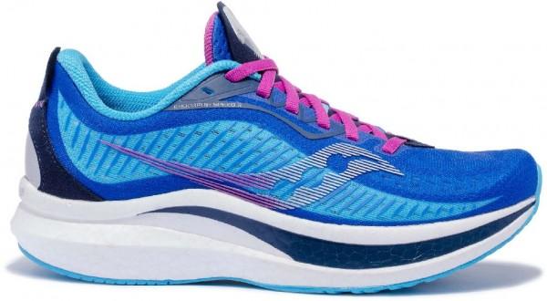 Saucony Endorphin Speed 2 Damen Laufschuh Neutral S10688-30 - Farbe Royal/Baze