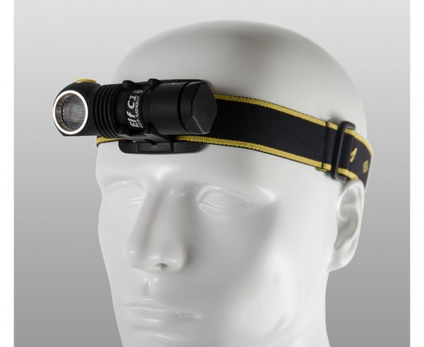 Armytek Elf C1 Micro-USB Stirnlampe - Taschenlampe (warmes Licht) - F05001SW