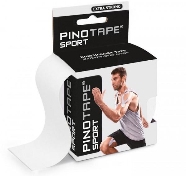 Pinotape Sport Weiß 5 cm x 5 m - 45104