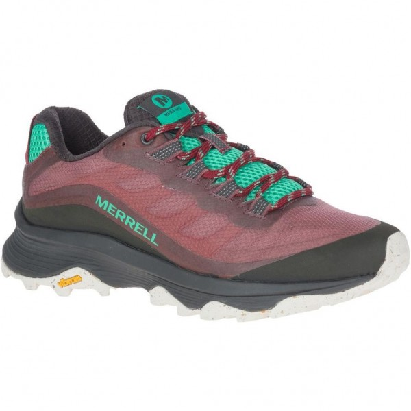 Merrell Moab Speed Damen Wanderschuh - J066858 - Farbe Burlwood