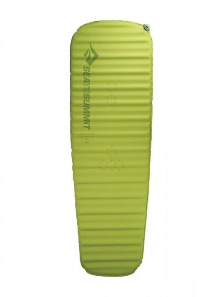 Sea To Summit Comfort Light Self Inflating, selbstaufblasende Isomatte Grün - Large 198 x 64 x 5 cm