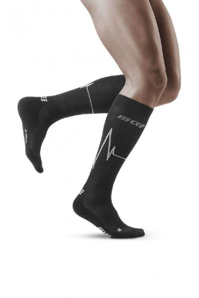 CEP Heartbeat Socks Herren, lange Kompressionssocke - WP30
