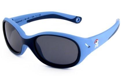 ActiveSol Kinder-Sonnenbrille (2-6 Jahre) Jungen - Piraten 100% UV-Schutz polarisiert
