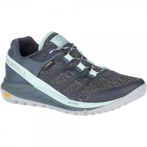 Merrell Antora GORE-TEX Damen Laufschuh Trail - J53090 Farbe Turbulance
