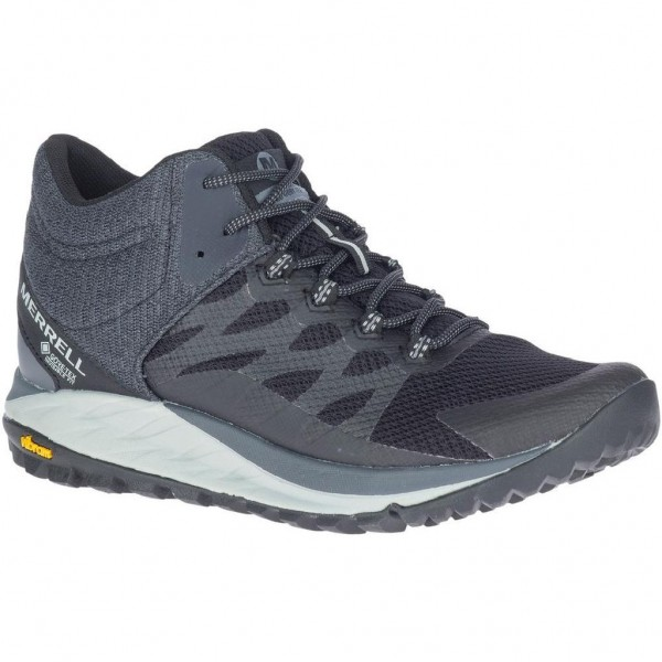 Merrell Antora 2 Mid GTX Damen Laufschuh Trail - J066746 Farbe Black