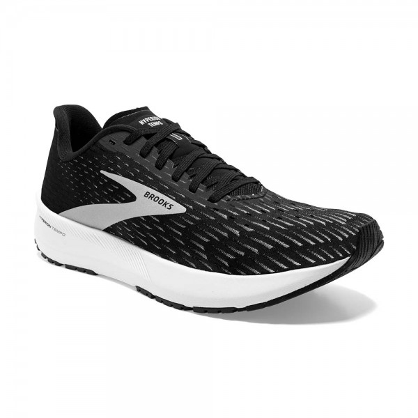 Brooks Hyperion Tempo Herren Laufschuh Wettkampf - 110339 1D 091 Black/Silver/White